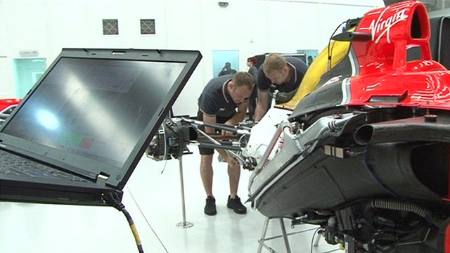 F1 Tech
