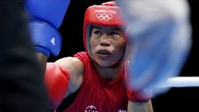 Olympic bronze for Mary Kom