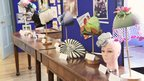 Bridport Hat Festival museum exhibition