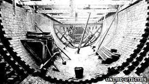 Sewers in 1912