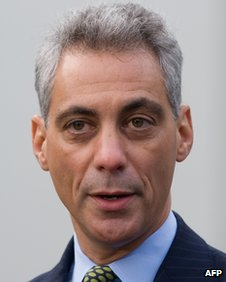 Rahm Emanuel file picture