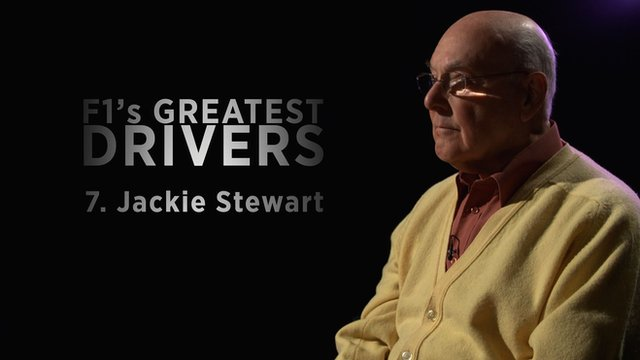 Murray Walker on Jackie Stewart