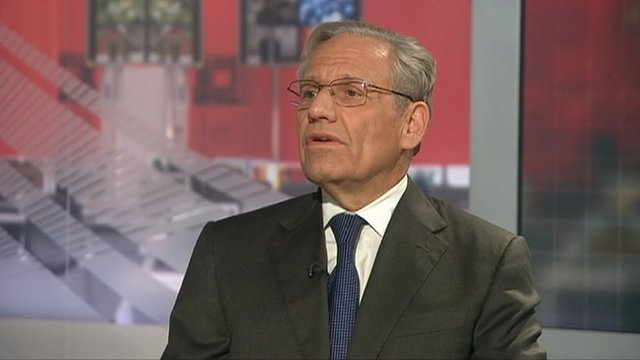 Bob Woodward on WNA
