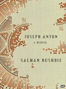 "This book cover image released by Random House shows ""Joseph Anton,"" a memoir by Salman Rushdie"