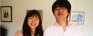 Yoshiyuki and Junko Nakane