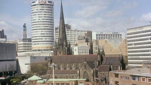 Images of Birmingham
