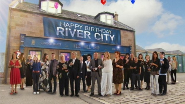 Happy Birthday River City
