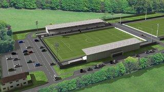 Proposed stadium for Cambridge City FC