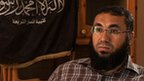 Mohammad Ali Al-Zahawi, the commander of Ansar al-Sharia