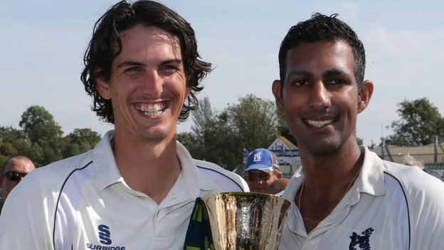 Chris Wright & Varun Chopra