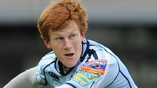 Blues fly-half Rhys Patchell