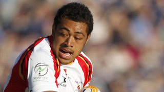 Dragons star Toby Faletau