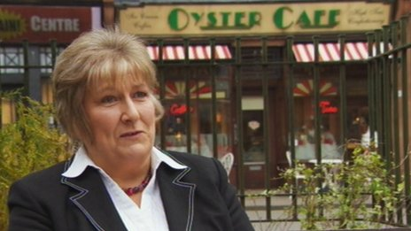 Conservative MSP Annabel Goldie is an avid fan of River City
