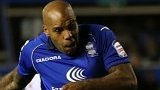 Marlon King scores the winning goal for Birmingham