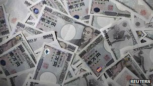 Yen notes