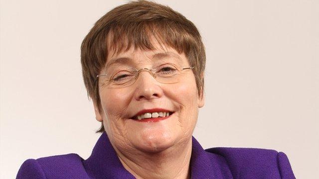 Dame Anne Begg