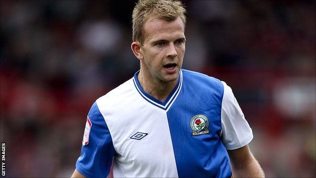 Blackburn Rovers and Scotland striker Jordan Rhodes