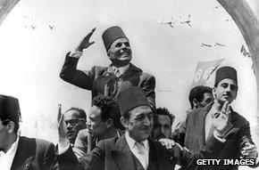 Habib Bourguiba (1954 picture)