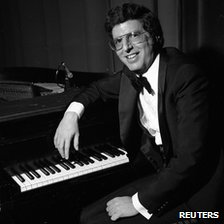 Marvin Hamlisch, pictured in 1975