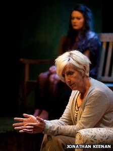 Rachel Austin and Julie Hesmondhalgh in Black Roses