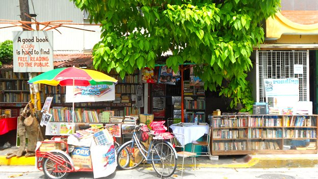 Nanie Guanlao&#039;s library