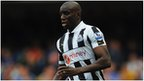 Cisse and Ba to miss Europa match