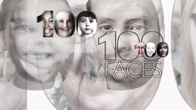 100 Faces - music by Benjamin Till