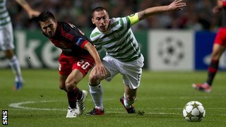 Nicolas Gaitan and Scott Brown