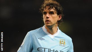 Owen Hargreaves was released by Manchester City in the summer