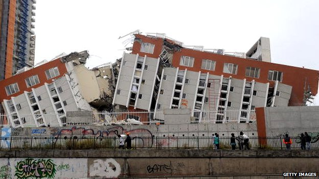 Chile, 2010 earthquake