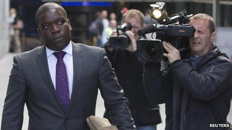 Kweku Adoboli leaves court on 14 September