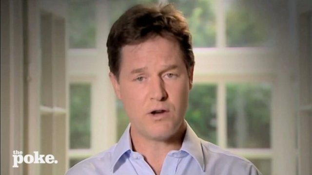Nick Clegg spoof video - Courtesy of The Poke