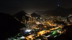 Rio de Janeiro skyline
