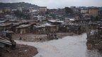 Kroobay community in Freetown