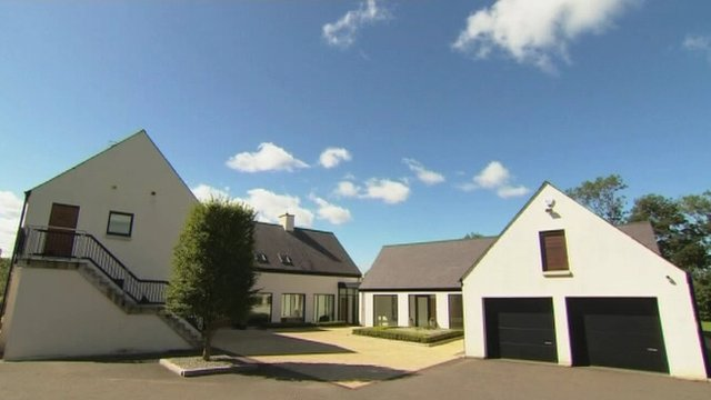 Rory McIlroy puts Moneyreagh mansion on the market