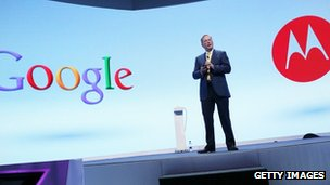 Eric Schmidt at Google event