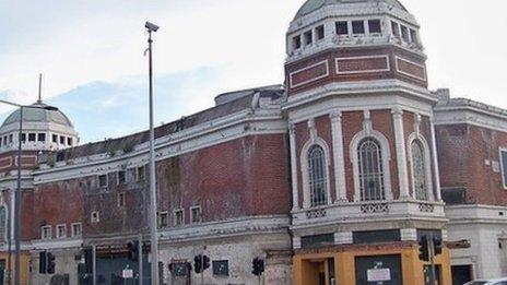 Bradford's Odeon