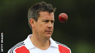England selector and former international spin bowler Ashley Giles