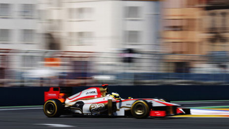 Grand Prix in Valencia