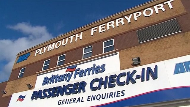 Plymouth Ferryport