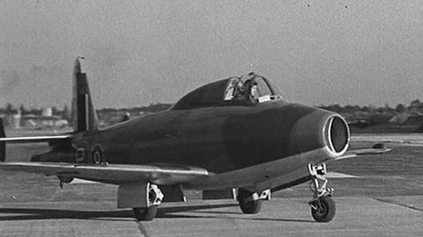 The Gloster E28/39