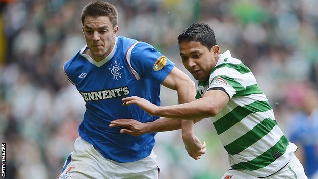 Rangers and Celtic are involved in the discussions