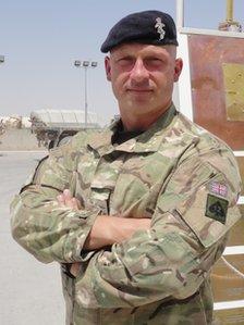 Sergeant Jonathan Eric Kups