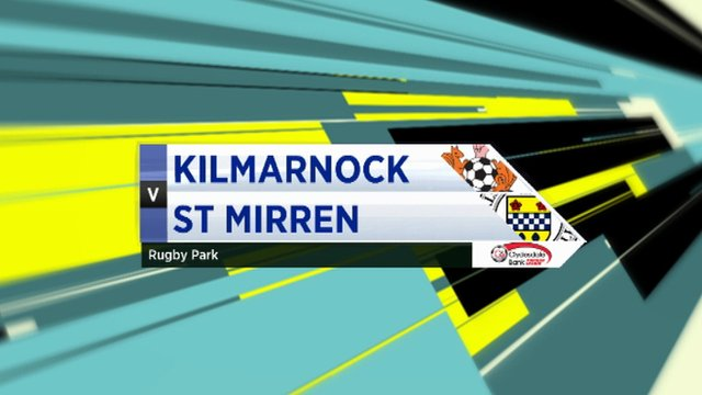 Highlights - Kilmarnock 3-1 St Mirren