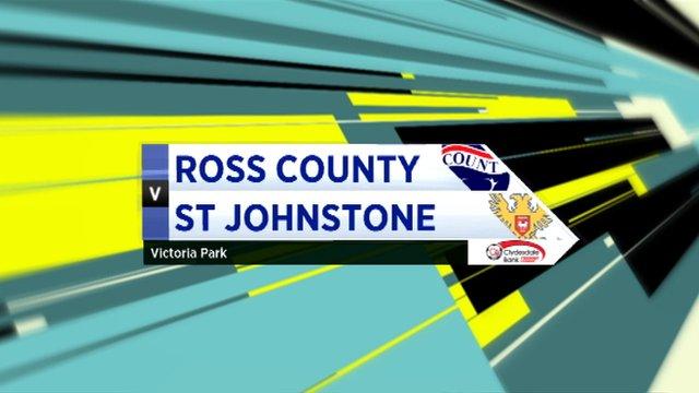 Highlights - Ross County 1-2 St Johnstone