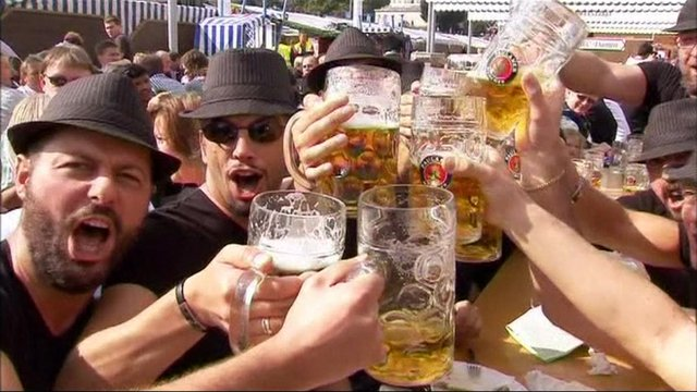 Oktoberfest in Munich