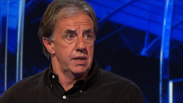 MOTD2 pundit Mark Lawrenson