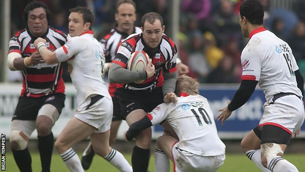 Cornish Pirates vs Newcastle