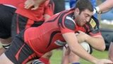 Tom Duncan scored two tries for the Reds