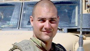 Lance Corporal Paul Watkins